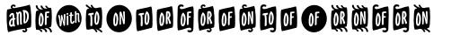 PH Icons Word Black sample