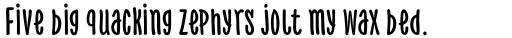 PH 700 Condensed sample