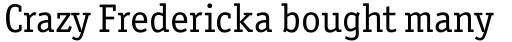 Officina Serif Book sample