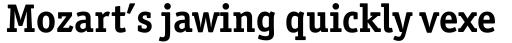 Officina Serif Bold OS sample
