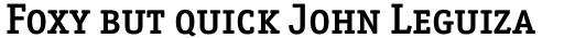 Officina Serif Medium SC sample