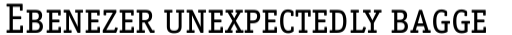 Officina Serif Book SC sample