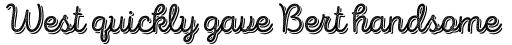 Intro Script R H1 Base Shade sample