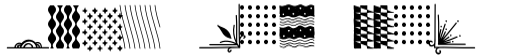 Sensa Goodies Patterns&Frames sample