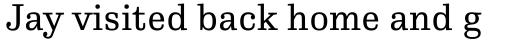 FF Hertz Pro Regular sample
