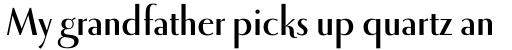 ITC Luna Bold sample