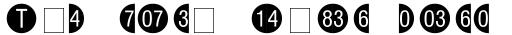 Circle Frame Neg MT sample