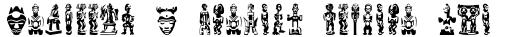 Linotype Afroculture Regular sample