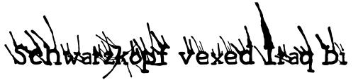 Linotype Grassy Fat sample