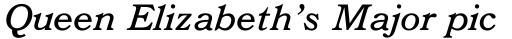 Bookman Italic sample
