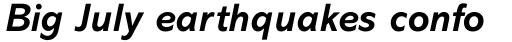 Abadi MT Bold Italic sample