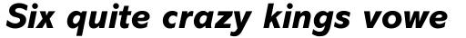 Abadi MT ExtraBold Italic sample
