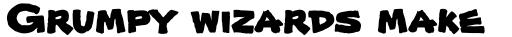 Islander BT Roman sample