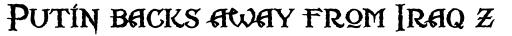 Scurlock sample