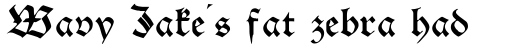 Burgundian sample