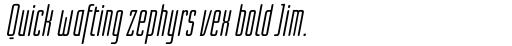 Linotype Lichtwerk Italic sample