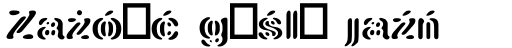 Linotype Element sample
