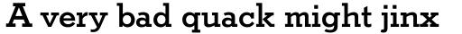 Stymie Bold sample