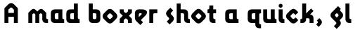 Lunatix Bold sample