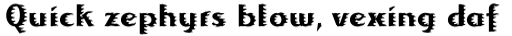 Linotype Albafire sample
