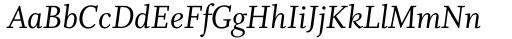 Whitman Italic LF