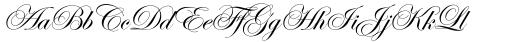 Font: ITC Edwardian Script